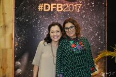 Ana Flores e Helena Silveira