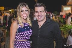 Patrícia e Danilo Dias