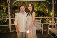 Anastas Ibraim e Rafaela Fonseca