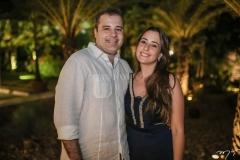 Carlos Secon e Gabriela Milano
