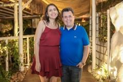 Carmen e Rodrigo Frota