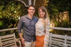 Diego Silveira e Carla Azevedo