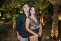 Eduardo e Isabel Teixeira