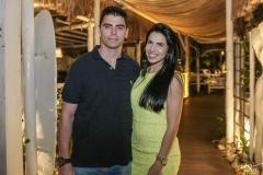 Eitor Vieira e Tamara Queiroz