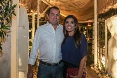 Fred Pinho e Tatiana Resende
