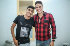 Hugo Henrique e Marcos Lessa