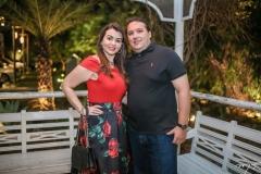Jamile e Marcelo Castro