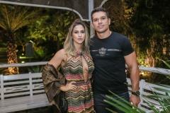 Karina Militão e Igor Soares