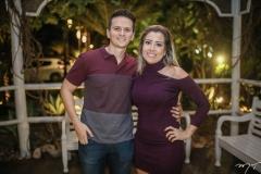 Mack Herbert e Verena Alves