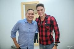 Marcos Feitosa e Marcos Lessa
