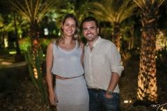 Raquel Felismino e Marco Albuquerque