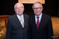 Antônio Eduardo Dias e Francisco Filgueiras