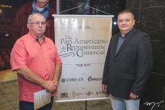 Assis Melo e Marcos Mendes