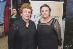 Catarina Marino e Valéria Albuquerque