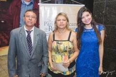Deodoro, Socorro e Brenda Matias