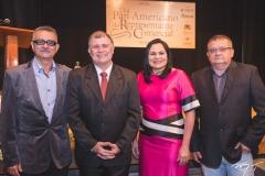 Maia Júnior, Frederico Alencar, Ana Cláudia Martins e Marcos Mendes