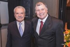 Raimundo Viana e Frederico Alencar