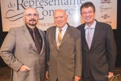Reginaldo Hissa, Luiz Rodrigues e Luiz Rodrigues Júnior