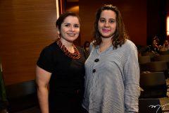 Daniele Sales e Talita Correa