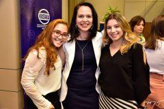 Lorna Freitas, Luciana Cozino e Rayana Fernandes