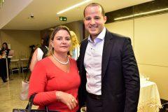 Melissa Pinheiro e Diego Mota