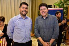 Rodolfo Pires e Raul Santos