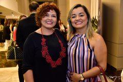 Valeska Viana e Silvia Fernanda