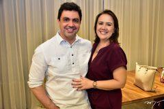 Vanderlei Filho e Keyle Monteiro