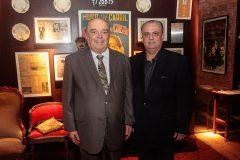 José Benevides e Max Câmara