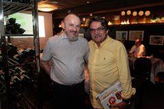 Marcos Monteiro e Eli Elery