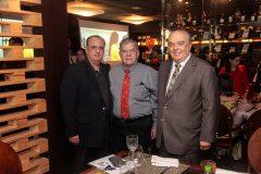 Max Câmara, Carlos Juaçaba e José Benevides