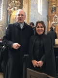 Regina é diplomada pela Universidade de Coimbra