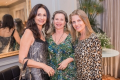 Ana Cristina Mendes, Bia Perlingeiro e Nelly de Carvalho