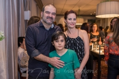 Bosco Couto, Pedro e Jussara Regás