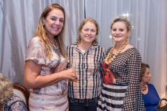 Débora Queiroz, Marize Castelo Branco e Jô Ramalho