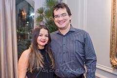 Emanuele  Silveira e Jairo Dias