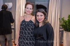 Jussara Regás e Juliana Amaral