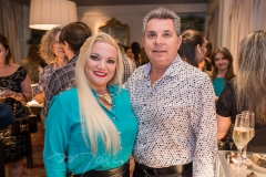 Kedma e Vicente Marinho