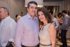 Luiz Eduardo Moraes e Suzane Farias