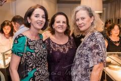 Lurdinha Porto, Regina Regás e Aida Montenegro