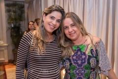 Raquel Quintino e Ticiana Mendes