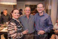 Tereza Alice, Sérgio Nogueira e Joaquim Régas