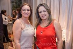 Vladia Azevedo e Soraia Lima