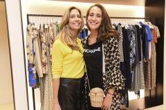Ana Raia e Paola de Orleans e Bragança