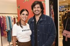 Andrea Conti e Felipe Vasconcelos