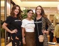 Camilla Guebur, Andrea Conti e Paola de Orleans e Bragança