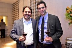 Alexandre Ventura e Leandro Zacharias