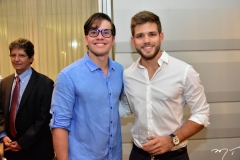 Diego Jucá e Gabriel Pipolo