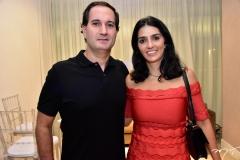 Felipe e Juliana Felício