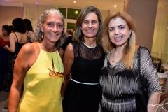 Elaine Castro, Nadja Kanja e Simone Andrade
